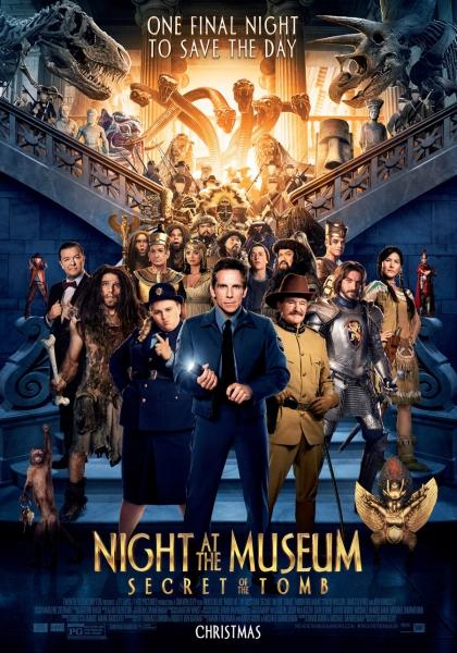La Nuit au musée : Le Secret des Pharaons (2014)