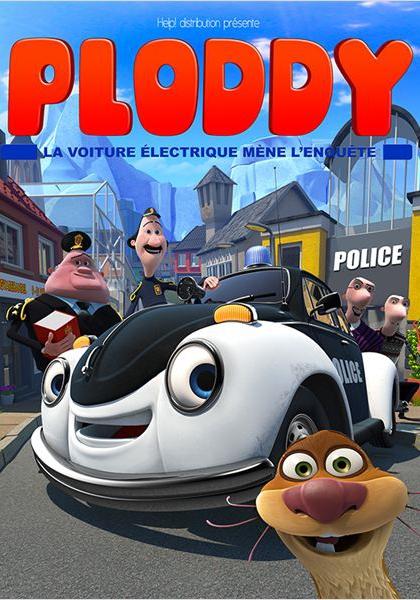Ploddy - La voiture électrique mène l'enquête (2009)