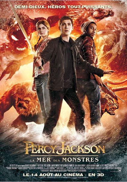 Percy Jackson : La mer des monstres (2013)