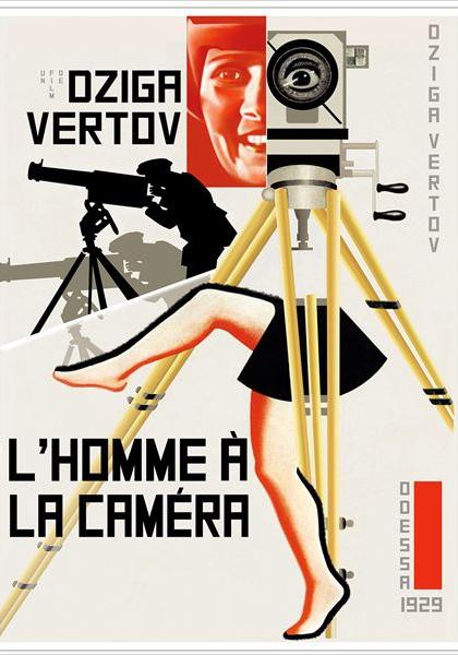 L'Homme à la caméra (1929)