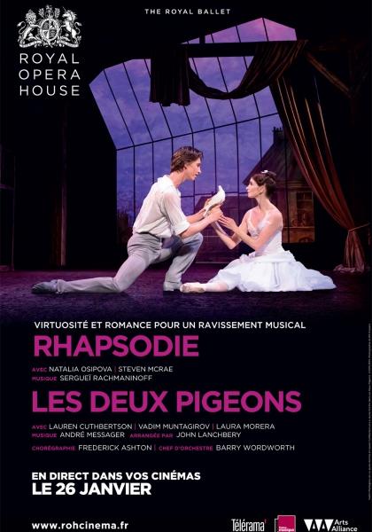 Les Deux Pigeons (Arts Alliance) (2016)