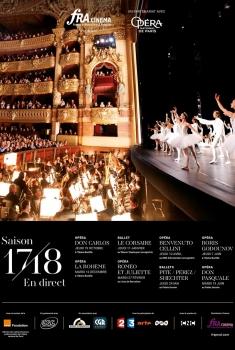 Roméo et Juliette (Gran Teatre del Liceu-FRA Cinéma) (2018)