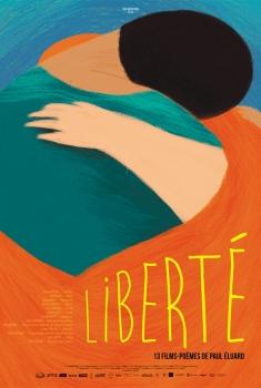 Liberté 13 films-poèmes d'Éluard (2018)
