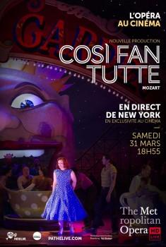 Cosi Fan Tutte (Met-Pathé Live) (2018)