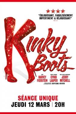 Kinky Boots, le show au cinéma (2020)