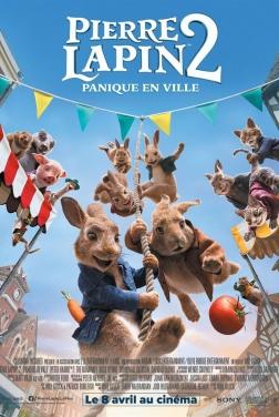 Pierre Lapin 2 : Panique en ville (2020)