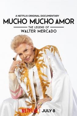 Mucho Mucho Amor : La légende de Walter Mercado (2020)