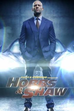 Fast & Furious Presents: Hobbs & Shaw 2 (2021)