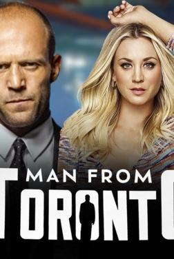 Man from Toronto (2021)